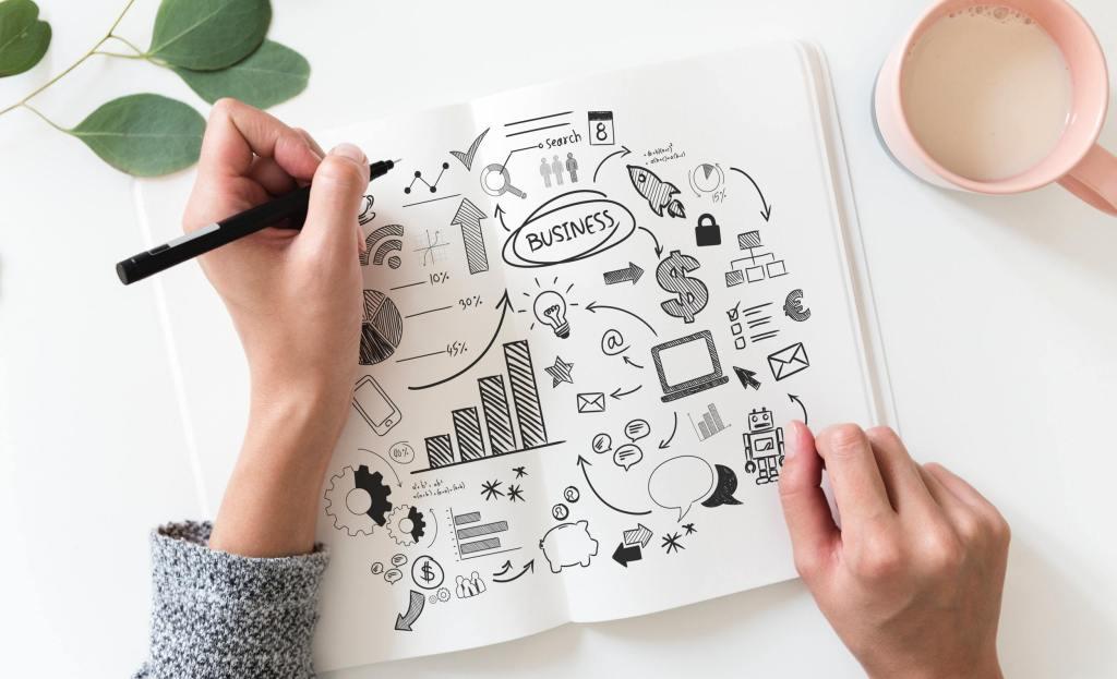 如何撰写商业计划书?内容要包含什么?KPI 和财务计划是两大关键