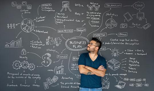 【商业计划书规划部分】如何建立长期业务增长的关系漏斗